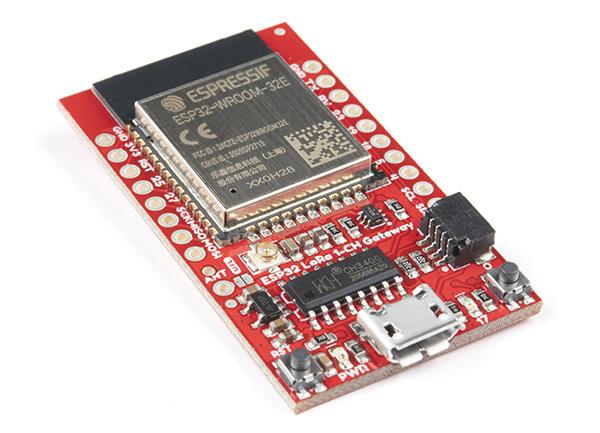 SparkFun LoRa Gateway - 1-Channel ESP32