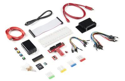 SparkFun Raspberry Pi 4 Hardware Starter Kit - Without Raspberry Pi