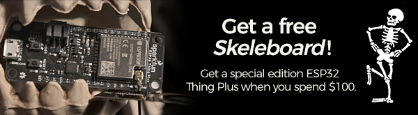 Get a Free Skeleboard with a $100 purchase